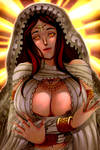 Gwynevere Princess of Sunlight by Ferenand