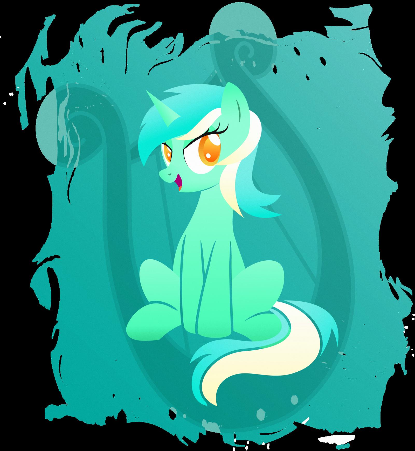 Lyra Heartstrings by rainbownspeedash