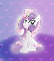 Sweetie Belle by rainbownspeedash