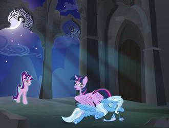 The fall of princess Trixie