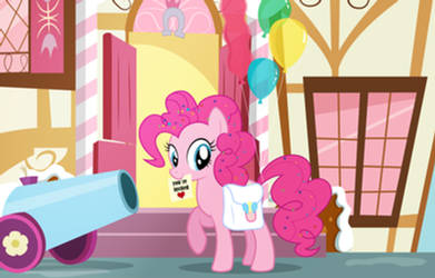 Lets go to the party (Pinkie Pie)