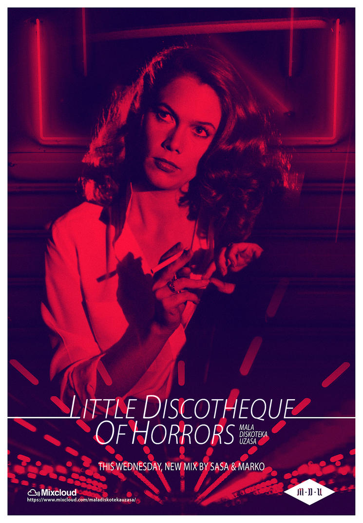 Little Discotheque Of Horrors (Body Heat 3) by DustGraph