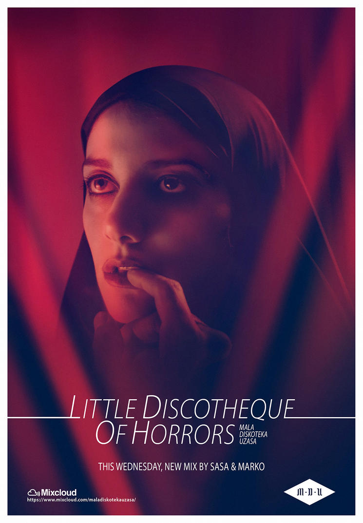 Little Discotheque Of Horrors (A Girl Walks...) by DustGraph