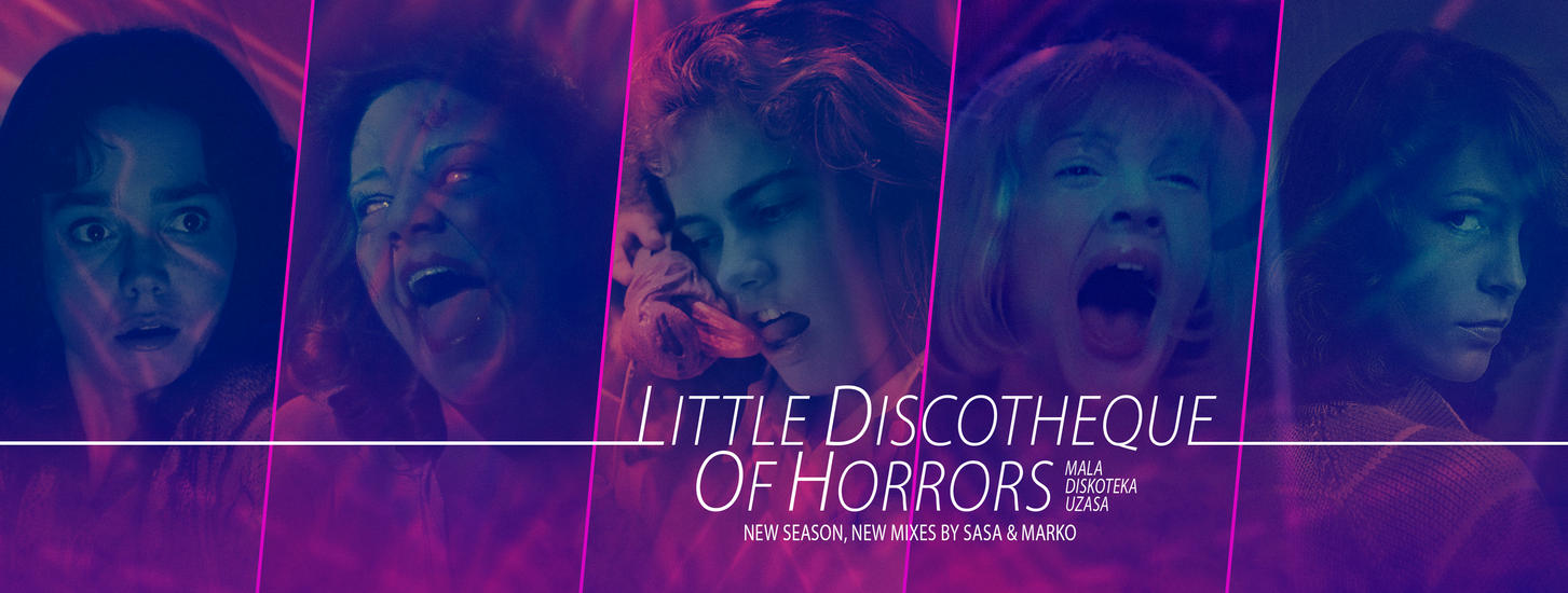 Little Discotheque Of Horrors (New Banner) by DustGraph
