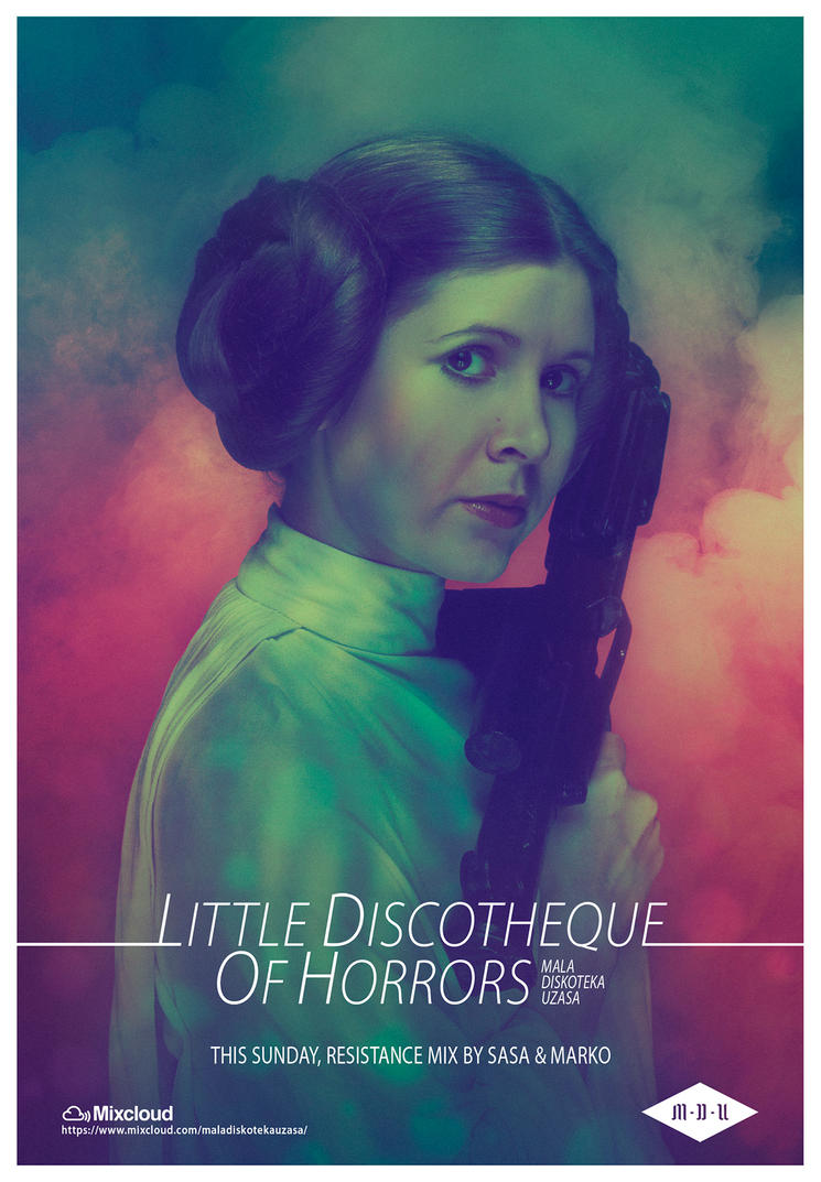 Little Discotheque Of Horrors (Star Wars) by DustGraph