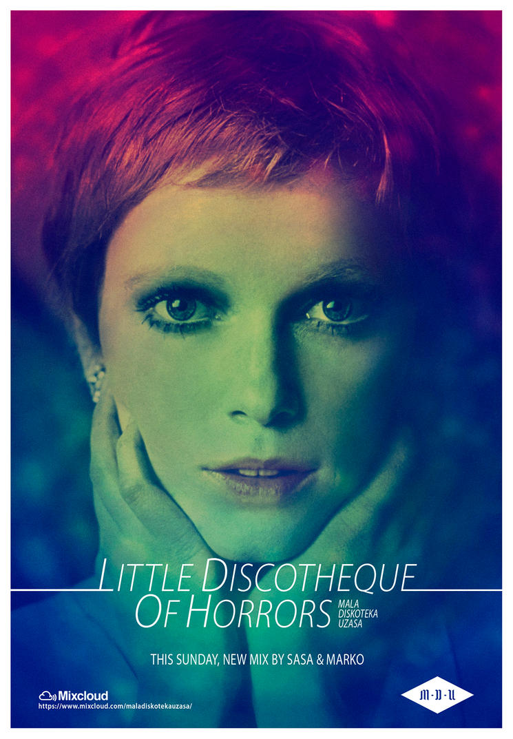 Little Discotheque Of Horrors (Rosemary's Baby) by DustGraph