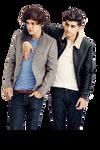 Harry/Zayn png