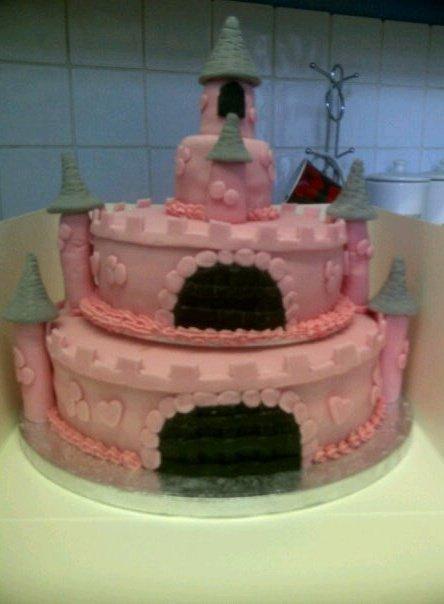 Birthday Cake Pic For Little Sister : little sisters birthday cake by jaminhoney on DeviantArt