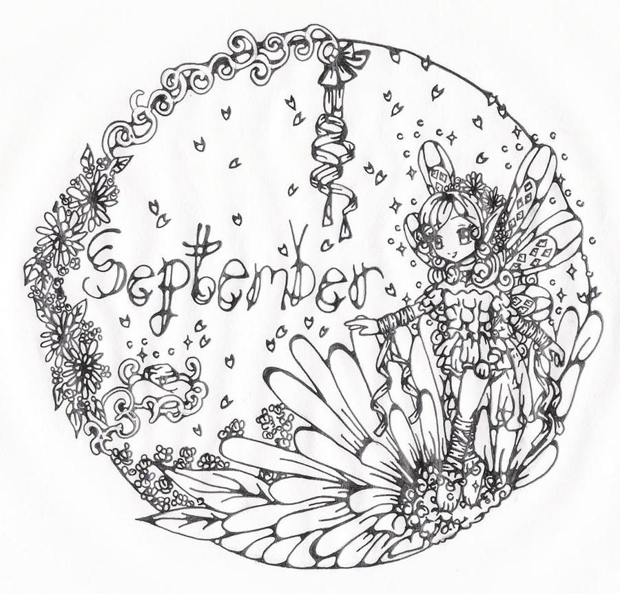 Aurea in September by vulpixfairy