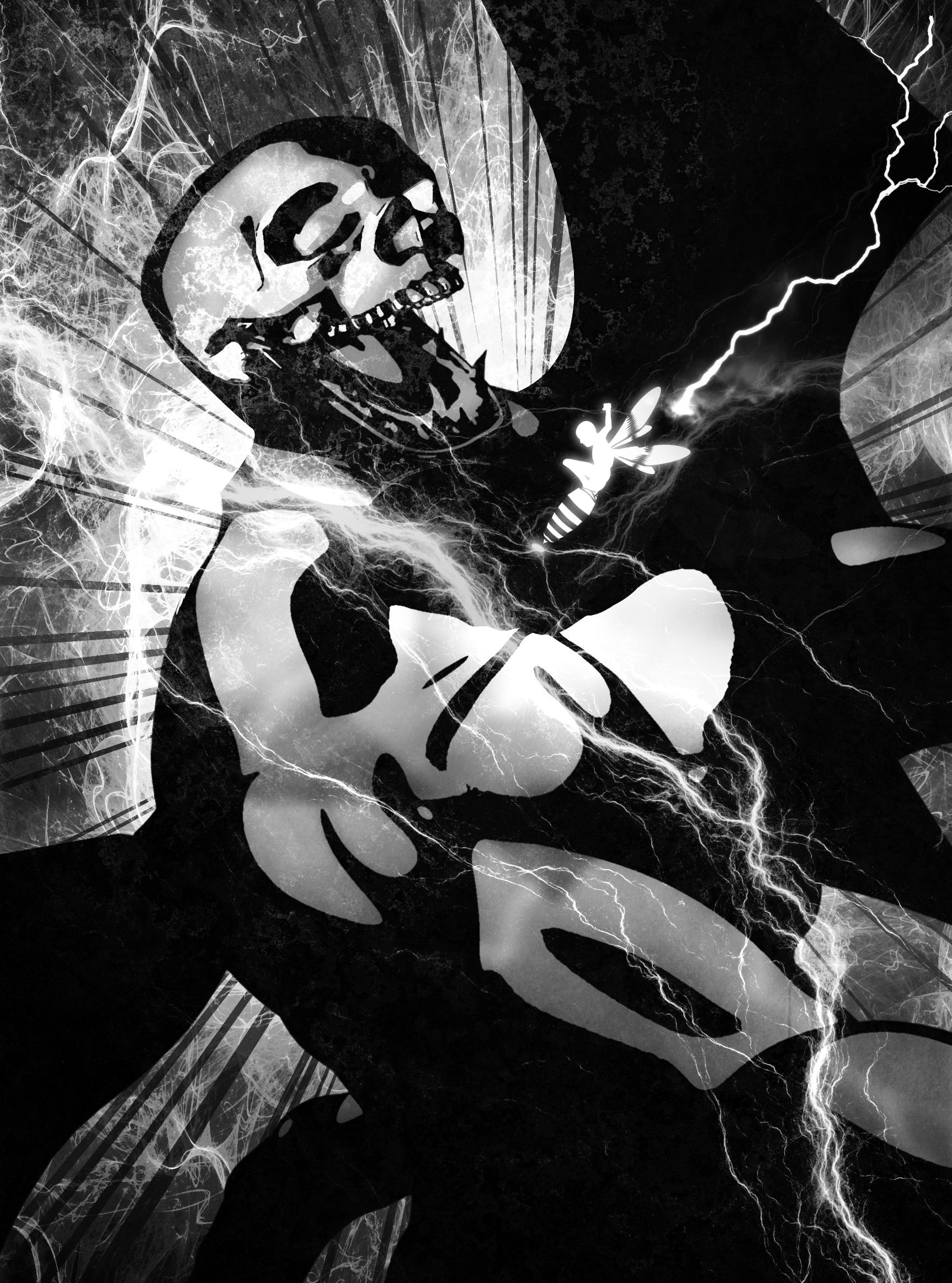 Hellfire Hornet Artwork by rgb-alpha