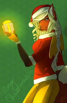 {Secret Gift Winner} Ruby