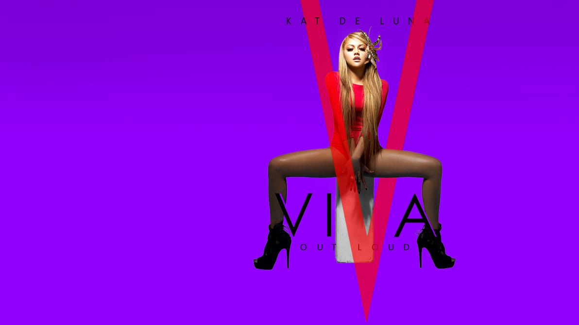 Kat DeLuna Viva Out Loud v2 by ANGELDRIVER