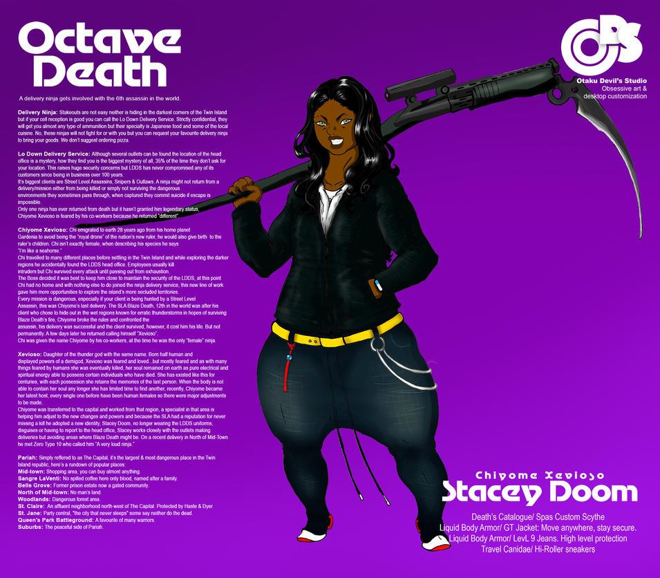 Stacey Doom by ANGELDRIVER