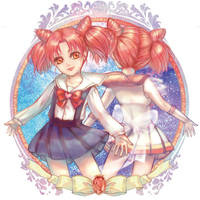 Sailormoon by mororoo