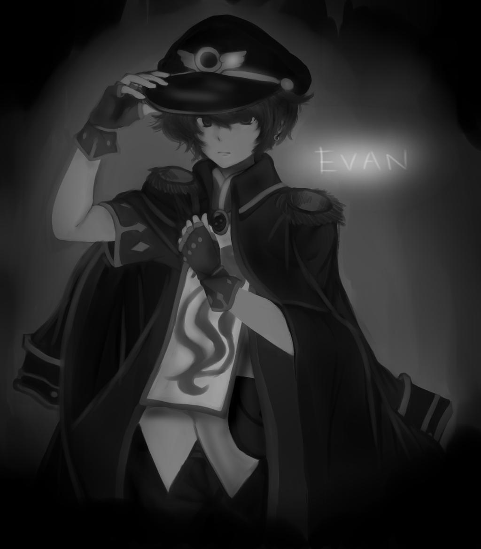 Evan - Black Wings by Mishhe-KHT