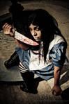 Alice Madness - If i......? by AxelTakahashiVIII