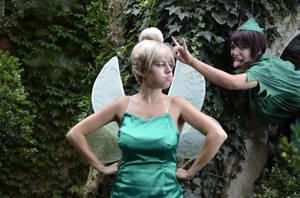 Peter Pan - Backstage by AxelTakahashiVIII