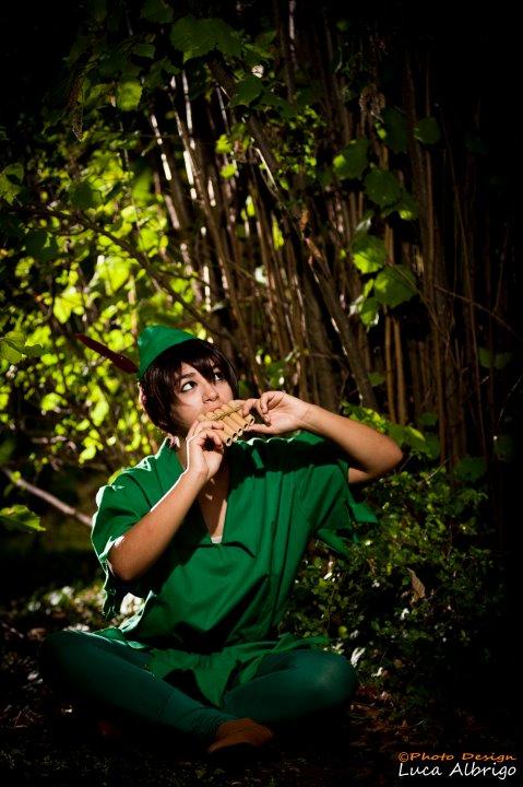 Peter Pan - Fairies forest by AxelTakahashiVIII