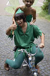 Peter Pan - Mah magic bike 2