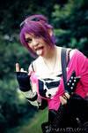 Judy Nails : Warriors of Rock by AxelTakahashiVIII