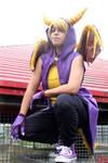 Spyro Cosplay