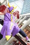 Spyro learn to fly