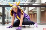 Spyro Dragon by AxelTakahashiVIII