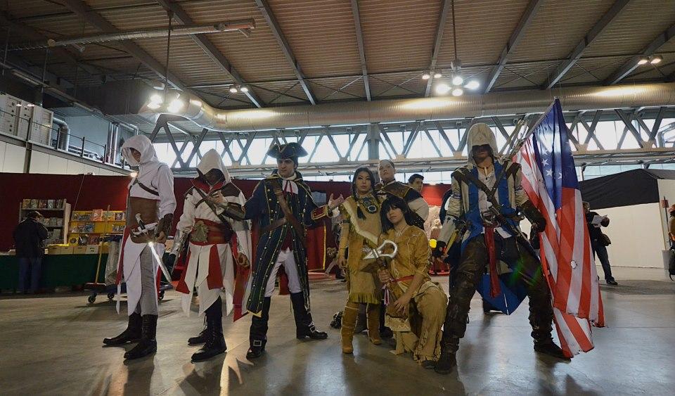 Assassin's Creed Family by AxelTakahashiVIII