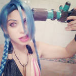 Jinx League Of Legends : ZAP