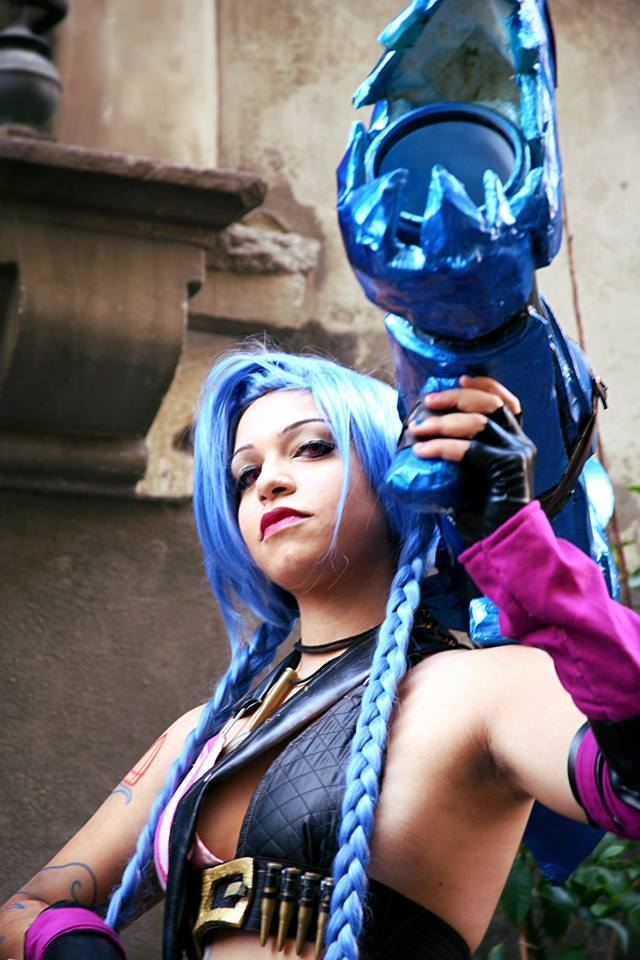 Jinx stands for JINX by AxelTakahashiVIII