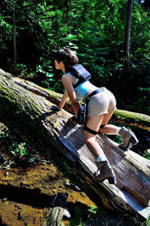 Lara Croft Tomb Raider by AxelTakahashiVIII