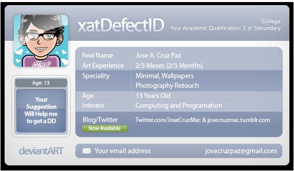 xatDefect's Profile Picture