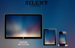 Silent by xatDefect