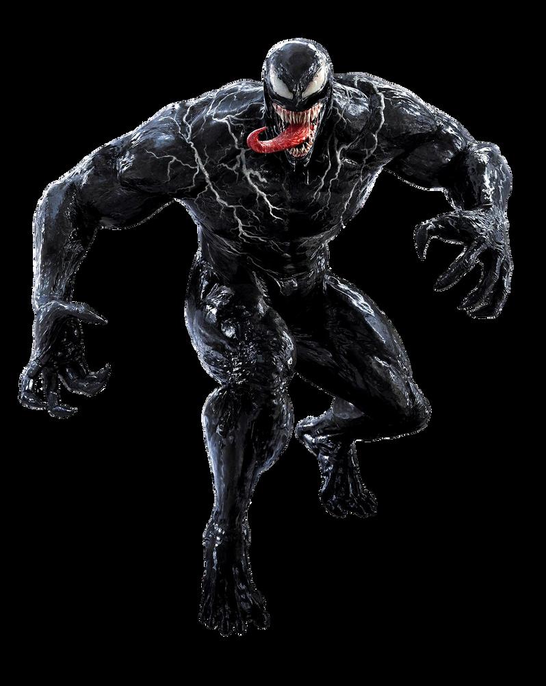 Venom PNG Render by BETACRYSTAL