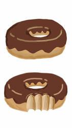 I feel like doughnuts tonight!