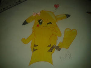 My best Pikachu drawing ever
