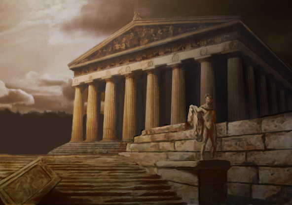 greek mythology background ancient - photo #17