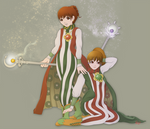 Palom and Porom