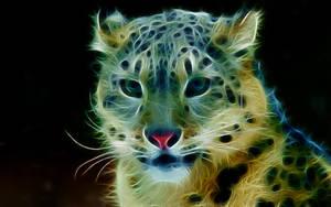 shiny snow leopard by koalafishy