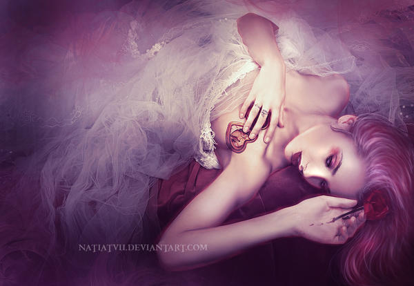 .: In Dreams You're Mine All The Time :. by NatiatVII