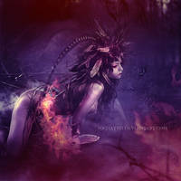 .: The Smoke Of Her Burning :. by NatiatVII