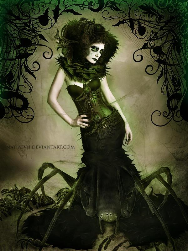 .: Arachne :. by NatiatVII