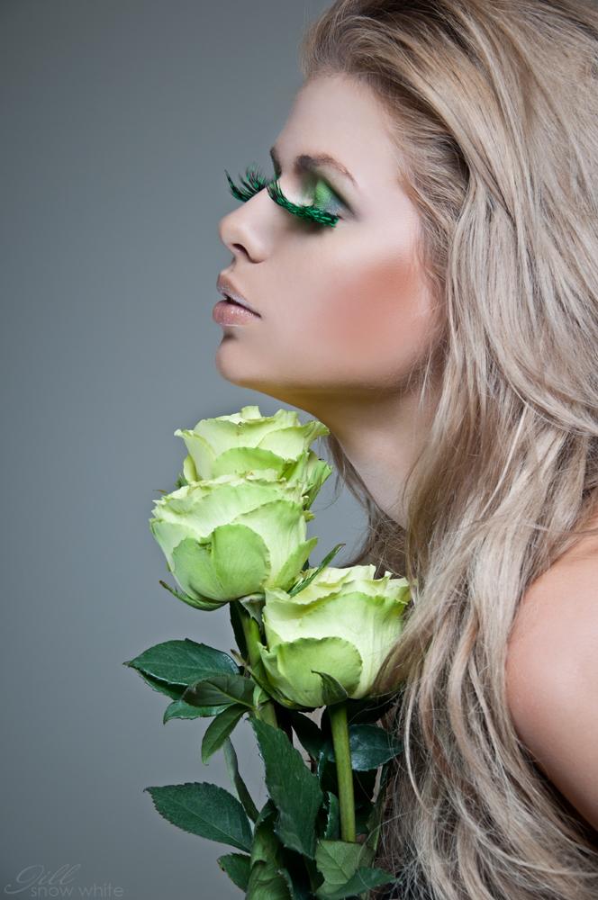 Green Eyed Peas by JillSnowWhite