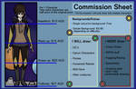 PayPal Commission Sheet (COMMISSIONS OPEN)