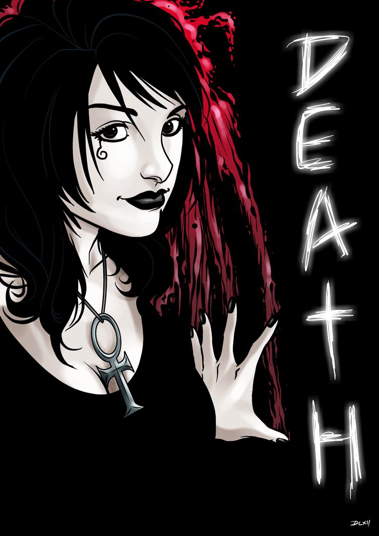 Death by dwaynebiddixart