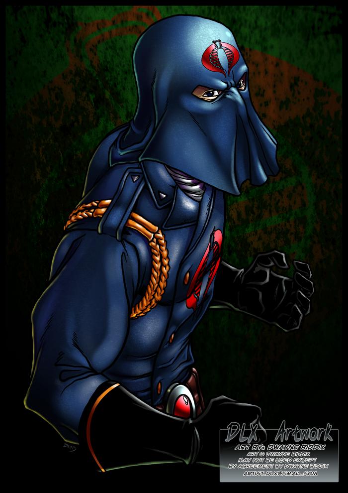 Cobra Commander Wallpaper Cobra commander byCobra Commander Wallpaper