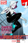 Spider-Gwen cover sample