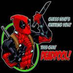 Deadpool by dwaynebiddixart