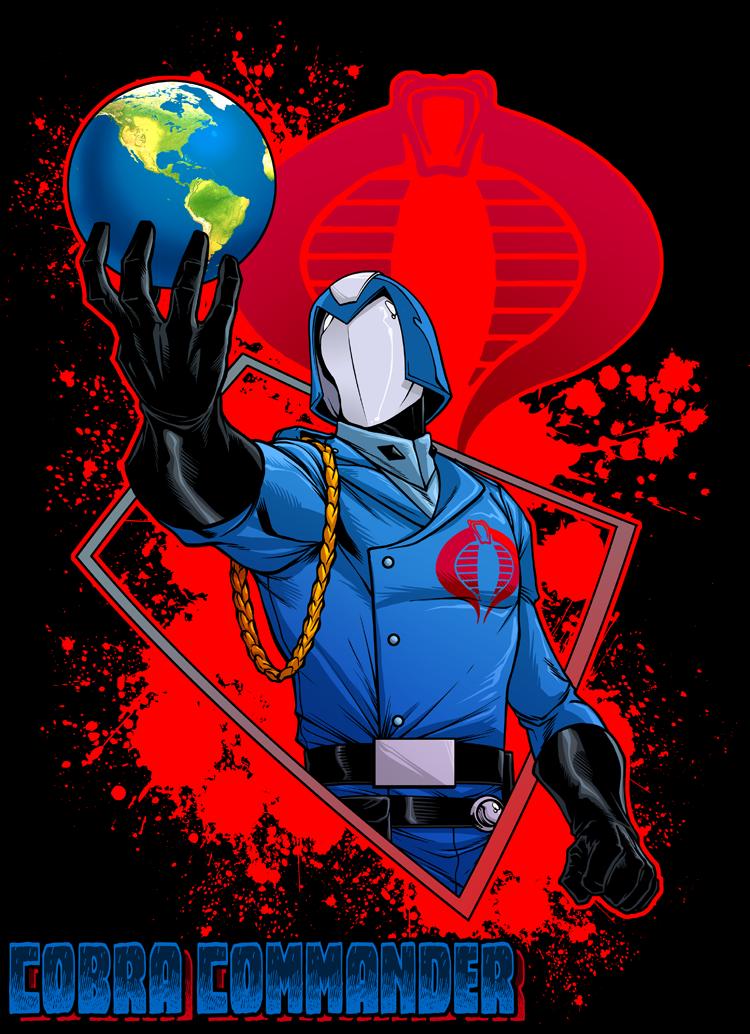 Cobra Commander Wallpaper