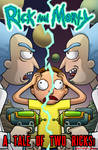 Rick And Morty Cover 2